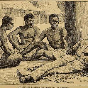 Livingstone reading