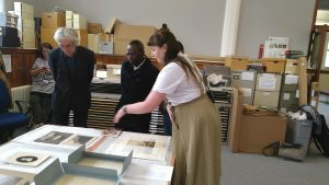 Albert Chris Kate collections examination