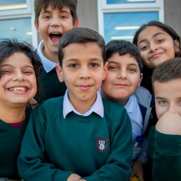 Welcoming Families and Children From Migrant and Refugee Backgrounds